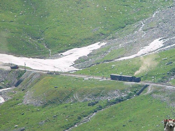 La Furka Bergstrecke ( Entre Uri et Valais ) 0087