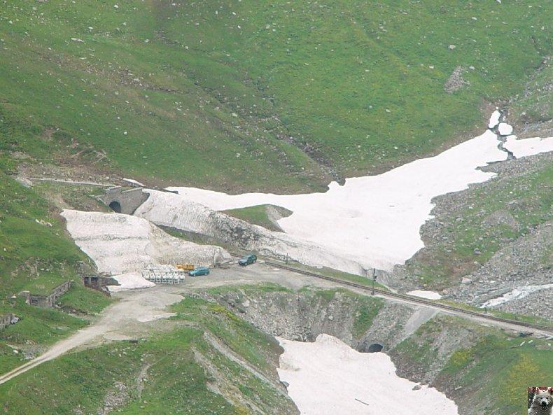 La Furka Bergstrecke ( Entre Uri et Valais ) 0090
