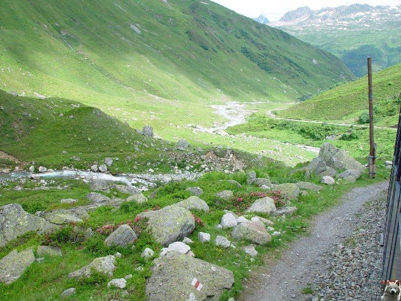 La Furka Bergstrecke ( Entre Uri et Valais ) 0096