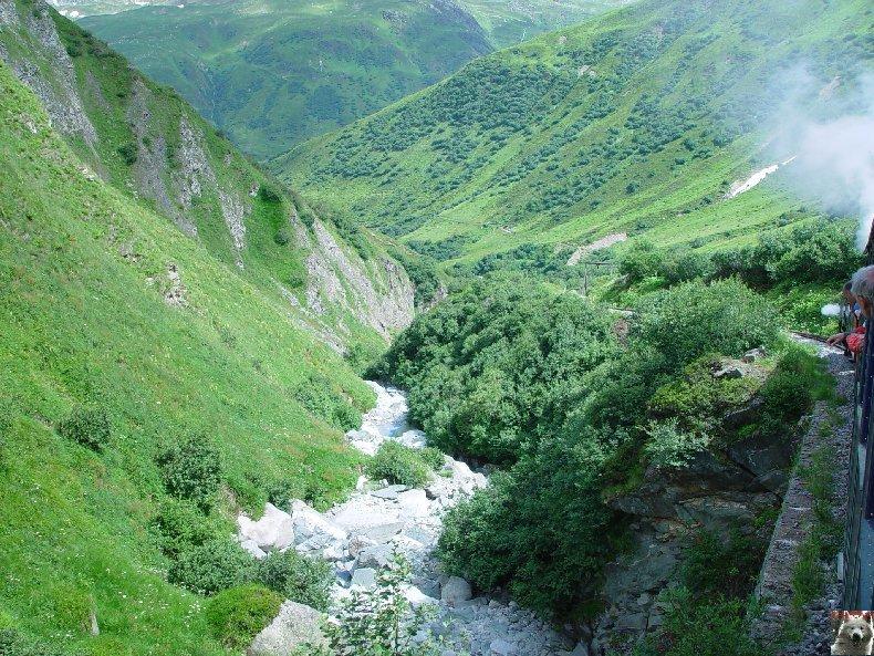 La Furka Bergstrecke ( Entre Uri et Valais ) 0100