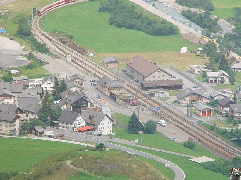 La Furka Bergstrecke ( Entre Uri et Valais ) 0113