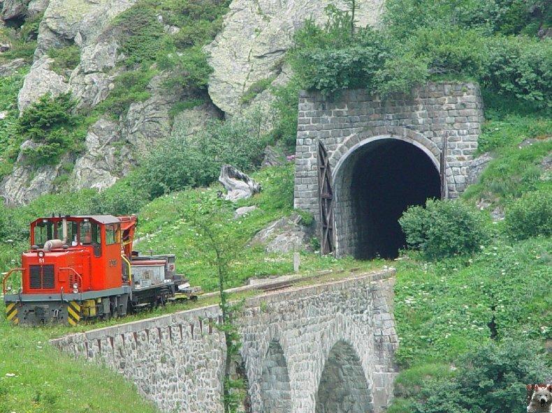 La Furka Bergstrecke ( Entre Uri et Valais ) 0116