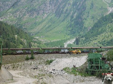 La Furka Bergstrecke ( Entre Uri et Valais ) 0118