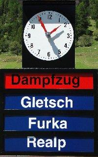 D'Oberwald à Gletch - Le dernier maillon de la Furkabahn Bergstrecke Video_01_01