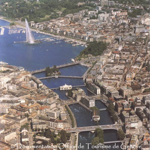 Trois hommes - une ville: Genève (GE) 0001