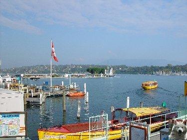 Trois hommes - une ville: Genève (GE) 0005