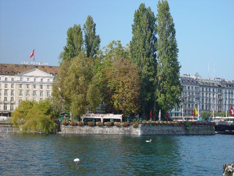Trois hommes - une ville: Genève (GE) 0011
