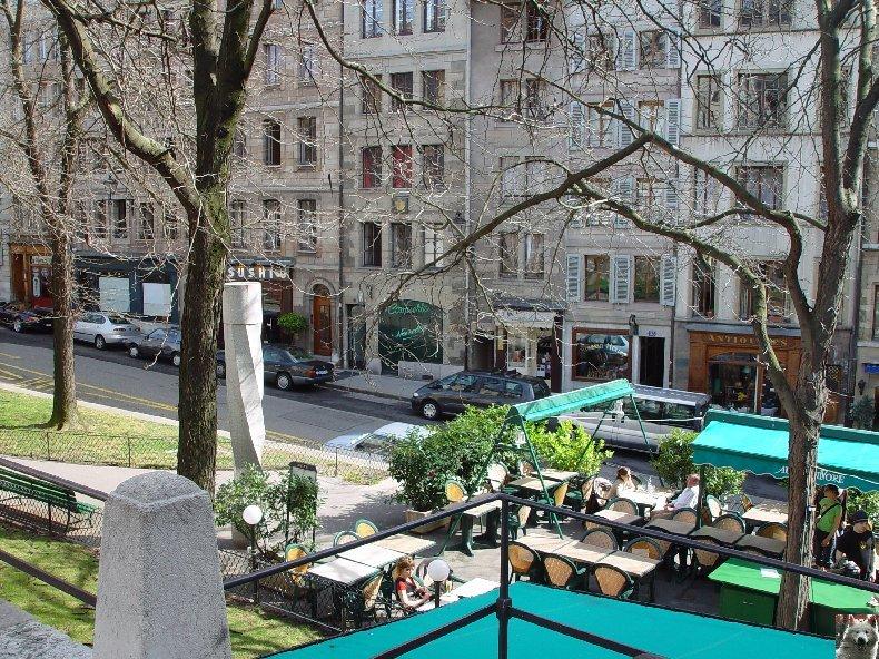 Trois hommes - une ville: Genève (GE) 0041