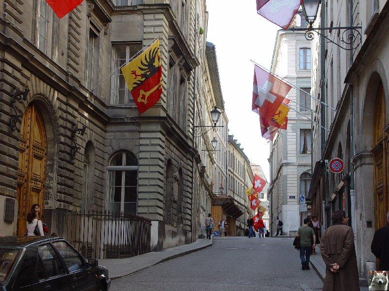 Trois hommes - une ville: Genève (GE) 0042