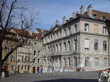 Trois hommes - une ville: Genève (GE) 0044