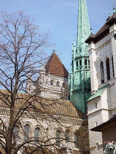 Trois hommes - une ville: Genève (GE) 0047