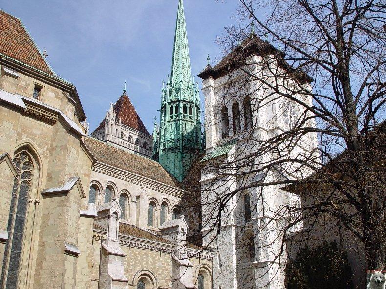 Trois hommes - une ville: Genève (GE) 0048
