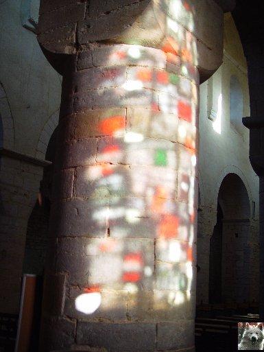 045 - Gigny (39) L'abbatiale Saint-Taurin 0020