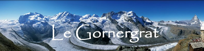 Excursion au Gornergrat - 9 août 2012 Logo