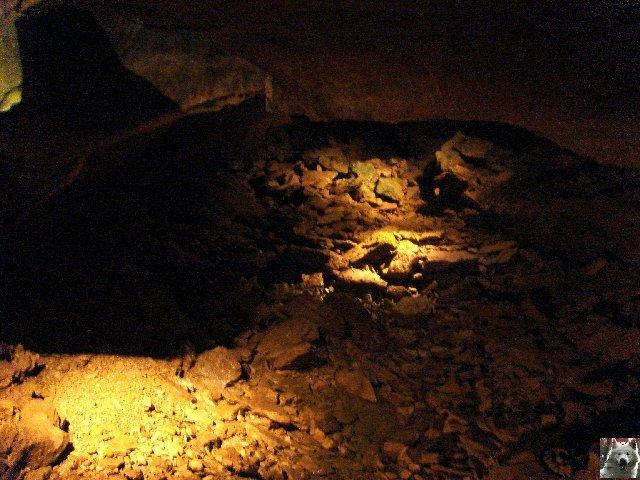 Les grottes de Baume les Messieurs (39) 0007