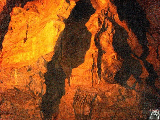 Les grottes de Baume les Messieurs (39) 0021