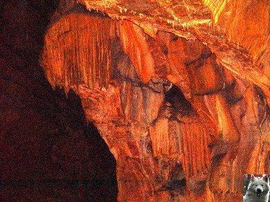 Les grottes de Baume les Messieurs (39) 0025