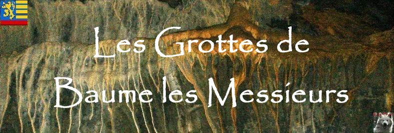 Les grottes de Baume les Messieurs (39) Logo