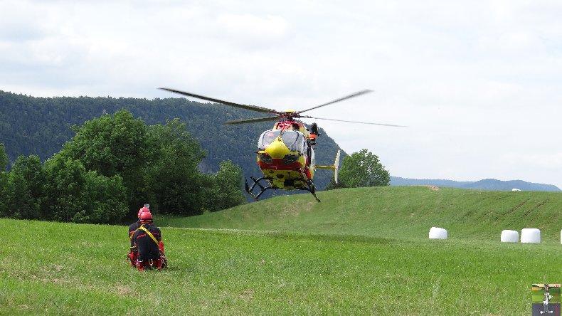 Exercice de sauvetage en montagne - 14 juin 2014 003