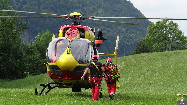 Exercice de sauvetage en montagne - 14 juin 2014 004