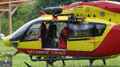 Exercice de sauvetage en montagne - 14 juin 2014 016
