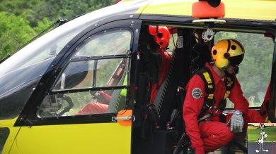 Exercice de sauvetage en montagne - 14 juin 2014 017