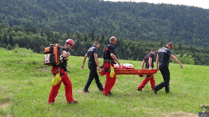 Exercice de sauvetage en montagne - 14 juin 2014 023