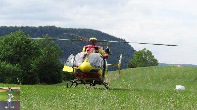 Exercice de sauvetage en montagne - 14 juin 2014 026