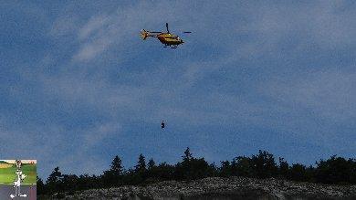 Exercice de sauvetage en montagne - 14 juin 2014 028