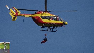 Exercice de sauvetage en montagne - 14 juin 2014 030