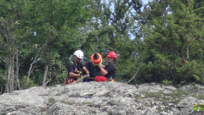 Exercice de sauvetage en montagne - 14 juin 2014 032