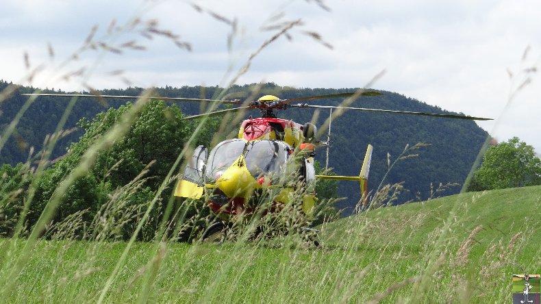 Exercice de sauvetage en montagne - 14 juin 2014 036