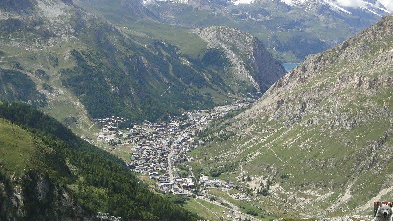 Entre Maurienne et Tarentaise - Le col de l'Iseran - 17/08/2010 0031