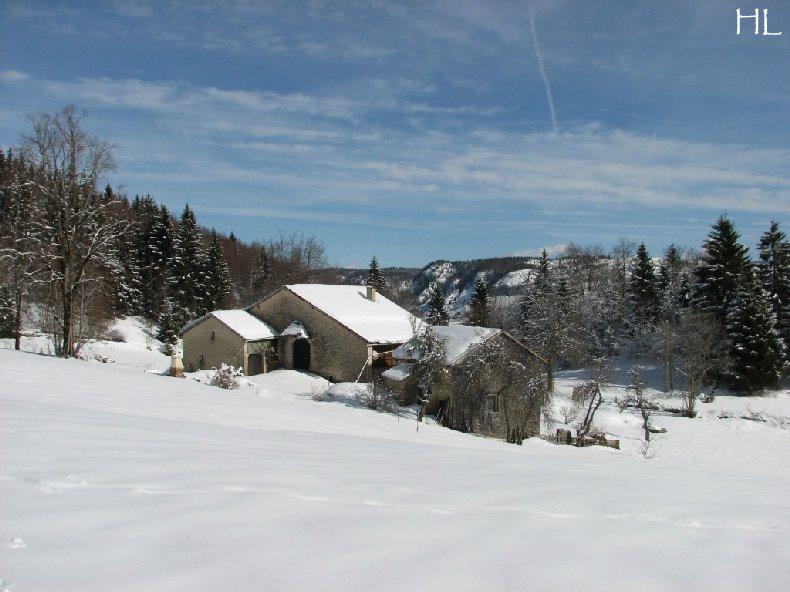En marge de la Juraquette 2010 - Hélène L; le 21 février 0007