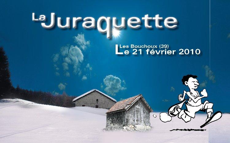 En marge de la Juraquette 2010 - Hélène L; le 21 février Logo