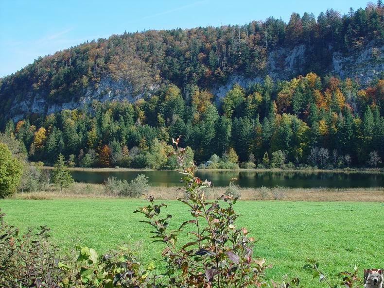 Le lac d'Etival (39) 0005