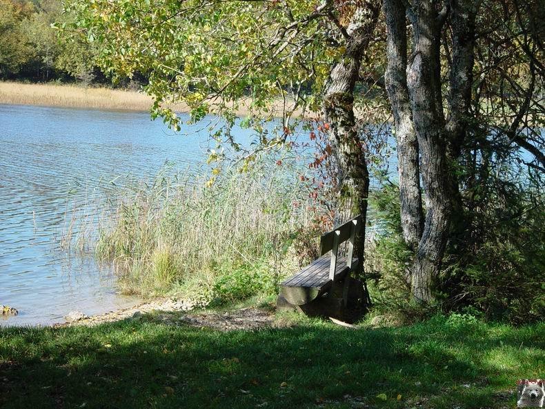 Le lac d'Etival (39) 0009