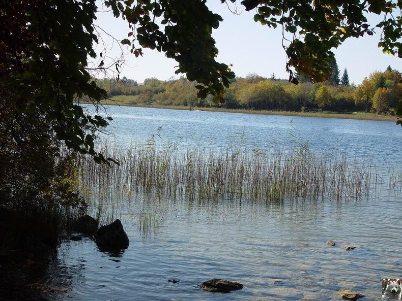 Le lac d'Etival (39) 0011