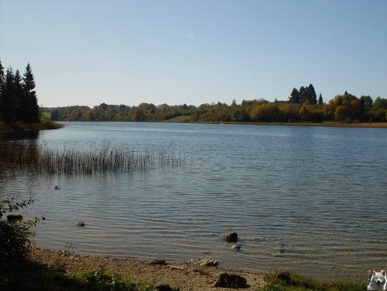 Le lac d'Etival (39) 0012