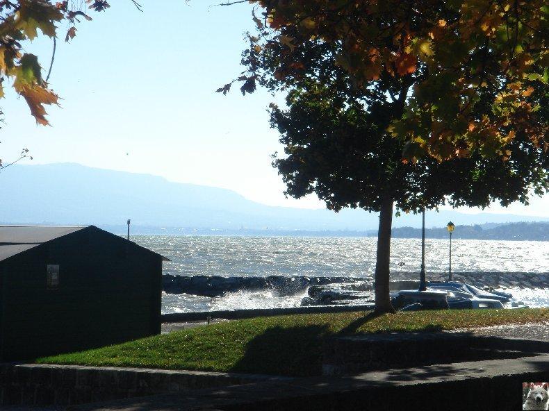 Tempête sur le Lac Léman - Copet (VD) - 20/10/2007 0002