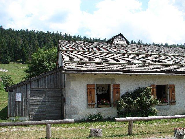 La Maison Michaud - Chapelle des Bois (25) 0005