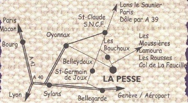Le Musée Rural - La Pesse (39) 0000