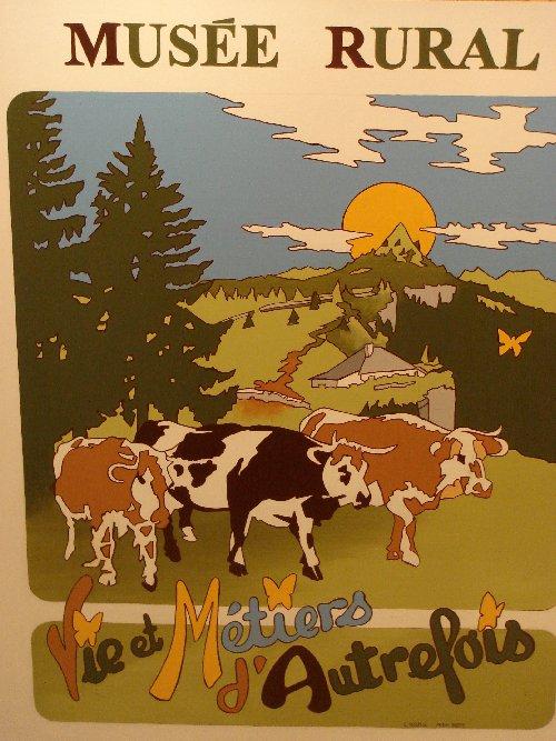 Le Musée Rural - La Pesse (39) 0001