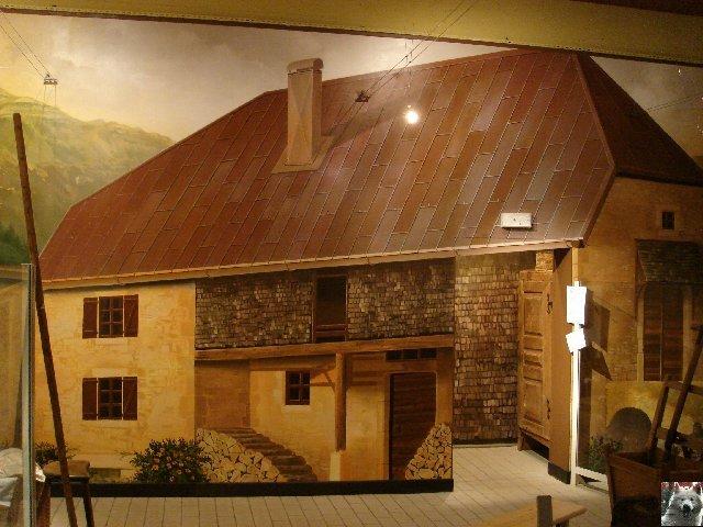 Le Musée Rural - La Pesse (39) 0007