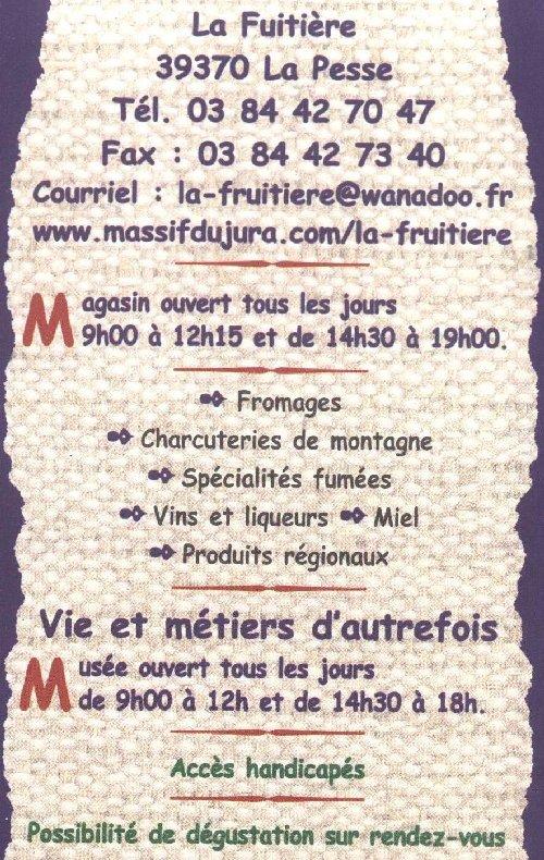 Le Musée Rural - La Pesse (39) 0044