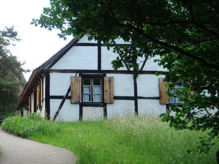 Musée de Plein Air des Maisons Comtoises - Nancray (25) 0009