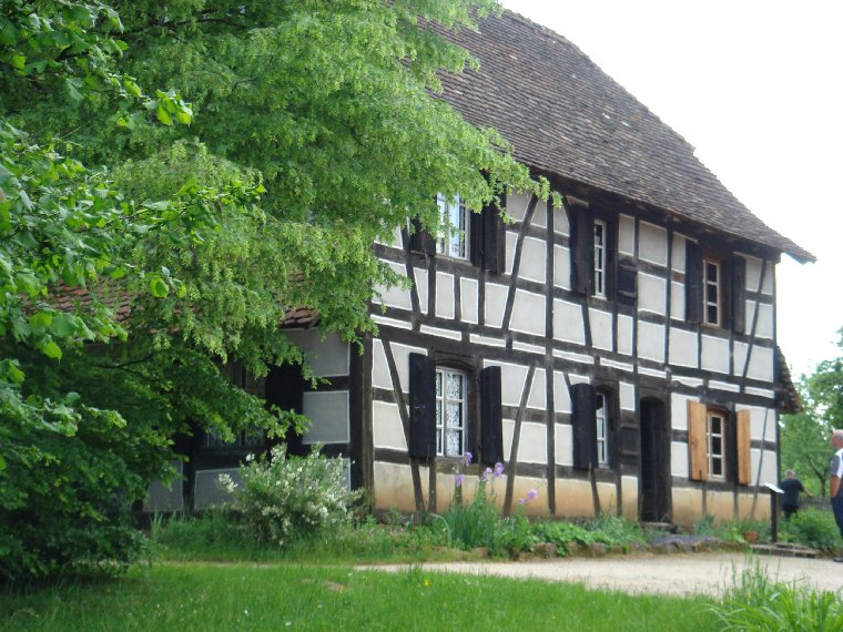 Musée de Plein Air des Maisons Comtoises - Nancray (25) 0010