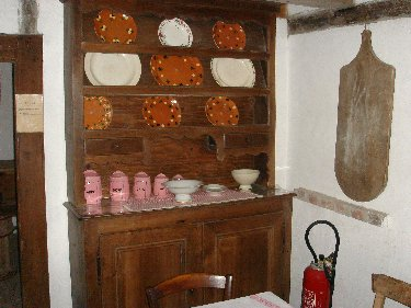 Musée de Plein Air des Maisons Comtoises - Nancray (25) 0014