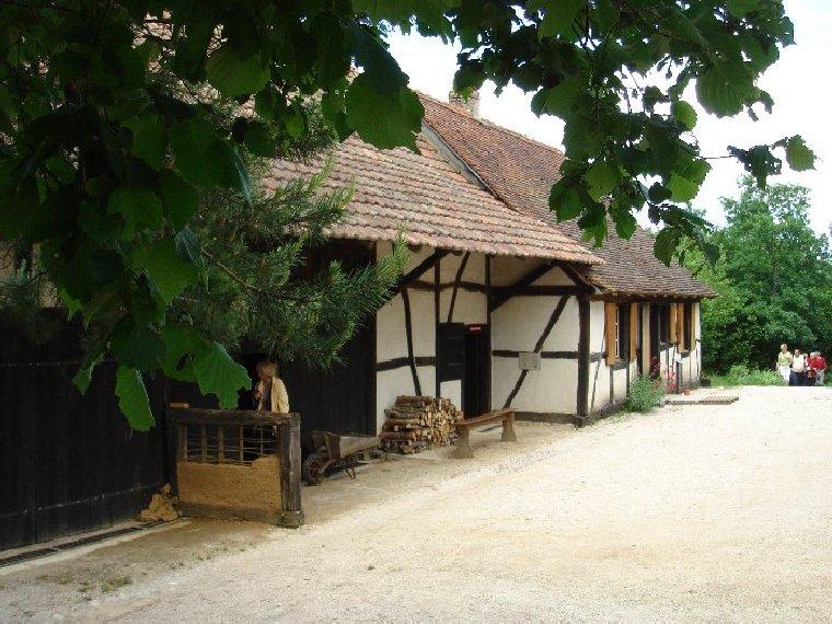 Musée de Plein Air des Maisons Comtoises - Nancray (25) 0019
