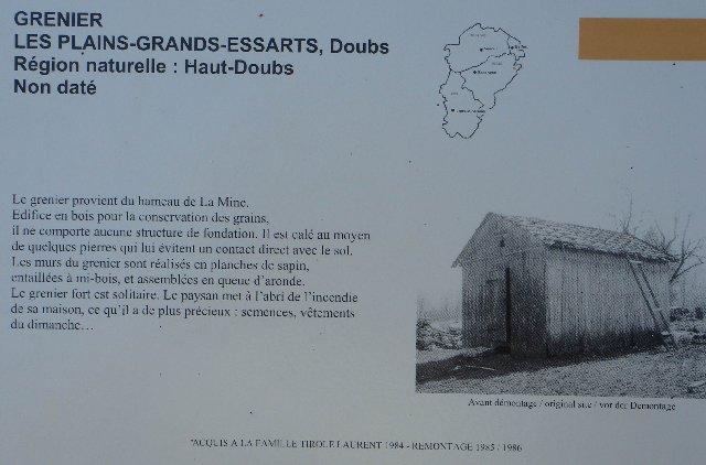 Musée de Plein Air des Maisons Comtoises - Nancray (25) 0036